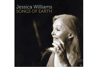 Williams Jessica - Songs of the Earth - (CD)