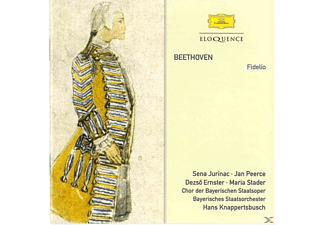 Sena Jurinac, Jan Peerce, Murray Dickie, Bayerisches Staatsorchester, Gustav Neidlinger - Fidelio - (CD)