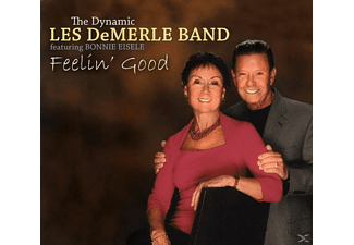 The Dynamic Les Demerle Band - Feelin' Good - (CD)