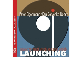 Eigenmann Peter-ken Cervenka Nonet - Launching - (CD)