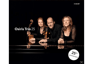 Osiris Trio - 25th Anniversary Box - (CD)