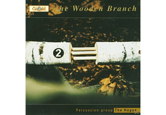 Percussion Group The Hague - The Wooden Branch - (CD)