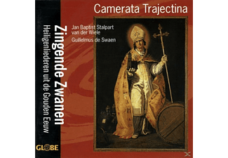 Camerata Trajectina - Zingende Zwanen - (CD)
