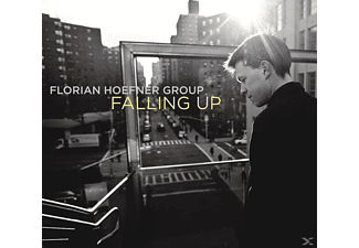 Florian Group Hoefner - Falling Up - (CD)