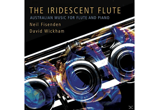 Neil Fisenden - The Iridescent Flute - (CD)