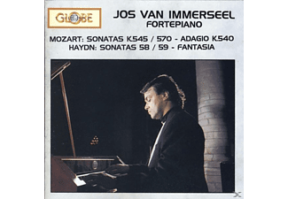 Jos Van Immerseel - Piano Works - (CD)