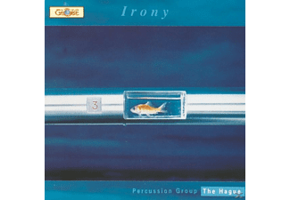 Percussion Group The Hague - Irony - (CD)