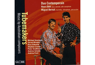 Duo Contemporain - Tube Makers: Music by Australian Composers - (CD)