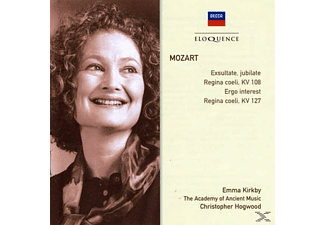 Emma Kirkby, Christopher Hohwood, Academy Of Ancient Music - Exsultate,Jubilate - (CD)