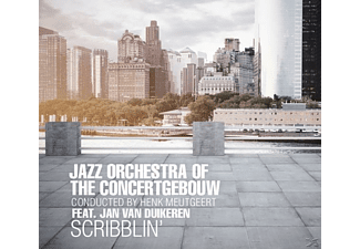 Jazz Orchestra Of The Concertgebouw/Van Duikeren - Scribblin' - (CD)