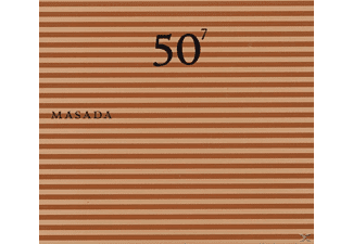 Masada - 50th Birthday Celebration Vol.7 - (CD)