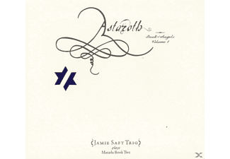 Jamie Saft, Jamie Trio Saft - Astaroth: The Book Of Angels Vol.1 - (CD)
