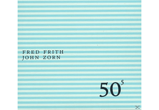 Frith Fred, Frith,Fred/Zorn,John Duo - 50th Birthday Celebration Vol.5 - (CD)