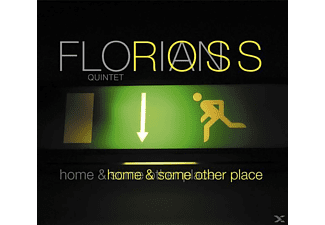 Florian / Quin Ross - Home & Some Other Place - (CD)