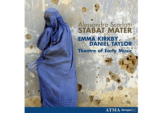 Theatre, Kirkby/Taylor/Theatre Of Early Music - Scarlatti:Stabat Mater - (CD)