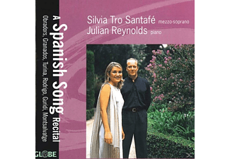 TRO SANTAFE/ REYNOLDS - A Spanish song recital - (CD)