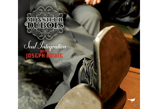 Monsieur Dubois - SOUL INTEGRATION WITH JOSEPH BOWIE - (CD)
