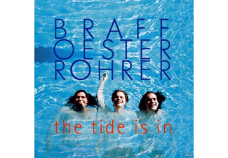 Rohrer - The Tide Is In - (CD)
