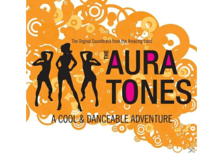 The Auratones - A Cool & Danceable Adventure - (CD)