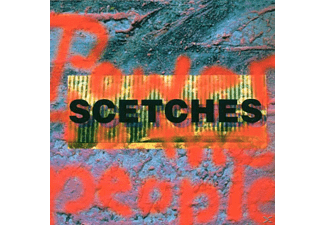 Scetches - Power To The People - (CD)