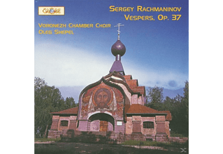 Voronezh Chamber Choir - Vespers,op.37 - (CD)