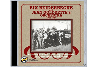 Bix Beiderbecke - With Jean Goldkette's Orchestra - (CD)