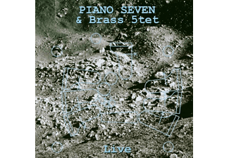 Piano Seven+brass - Live - (CD)