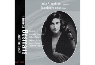 Bronkhorst - Henriette Bosmans and her circle - (CD)