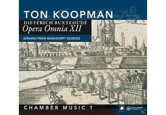 Ton Koopman, Members Of Abo - Opera Omnia XII-Chamber Music I - (CD)