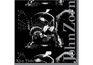 John Zorn - What Thou Wilt - (CD)