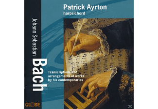Patrick Ayrton - Transcriptions and arrangements of works by his co - (CD)