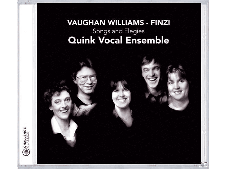 Quink Vocal Ensemble - Songs And Elegies [CD]