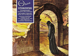 Leopold Stokowski, Hollywood Bowl Sym., Leopold/Hollywood Bowl Sym. Stokowski - Stokowski Dir.Tschaikowsky 6 - (CD)