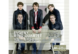 Evgeny Quartet Ring - Ya Tashus - (CD)