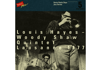 Hayes, Louis / Shaw, Woody Quintet - Swiss Radio Days Vol.5/Lausanne 1977 - (CD)