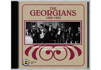 The Georgians - The Georgians 1922-1923 - (CD)
