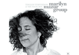 Marilyn Mazur Group - Tangled Temptations & The Magic Box - (CD)