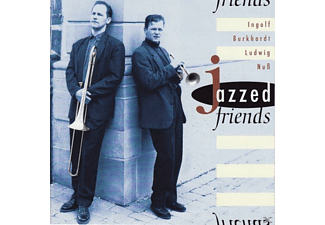 Ingolf Burkhardt - Jazzed Friends - (CD)