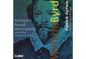Patrick Ayrton - Keyboard Works - (CD)