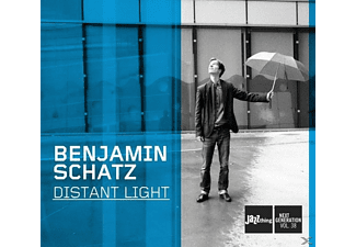 Benjamin Schatz - Distant Light - (CD)