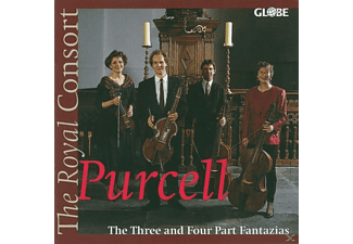 The Royal Consort - Fantazies - (CD)
