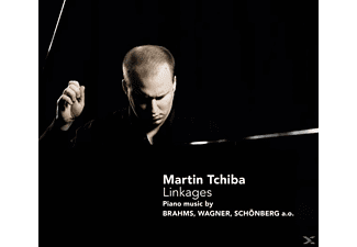 Martin Tchiba - Linkages - (CD)