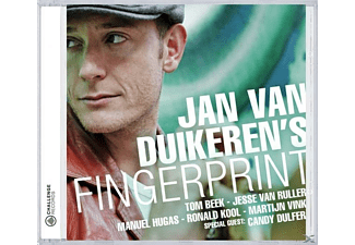 Jan Van Duikeren - Jan Van Duikeren's Fingerprint - (CD)