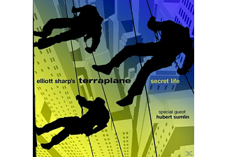 Elliot / Terraplane Sharp - Secret Life - (CD)