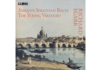 Richard Egarr - The Young Virtuoso - (CD)