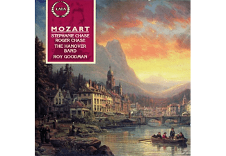 The Hanover Band, Roy Goodman, Stephanie Chase - Mozart: Violinkonzerte 3+5 - (CD)
