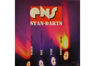 Ens Live - Stan-Darts - (CD)