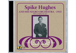 HUGHES, SPIKE FT. BENNY CARTER, COL, Hughes,Spike Ft.Benny Carter,Coleman Hawkins E. - Spike Hughes And His Negro Orchestr - (CD)