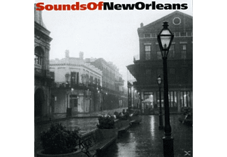 VARIOUS - Sounds Of New Orleans 2 - (CD)