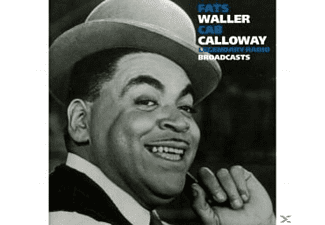 Fats Waller, Cab Calloway - Legendary Radio Broadcasts - (CD)